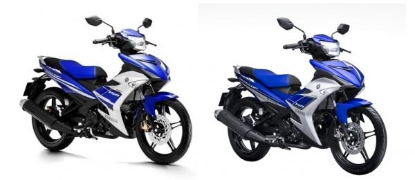 So sánh Exciter 150 2015 vs Exciter 150 2016