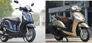 So sánh Yamaha Grande với Honda Lead: Nên mua xe tay ga nào