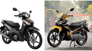 So sánh Honda Future 2018 FI và Yamaha Jupiter 2018 FI