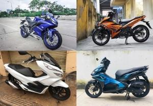 Top những mẫu xe máy mới 2018 đáng chú ý tại Việt Nam