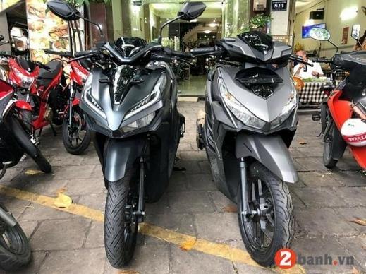 Giá xe Vario 150 mới nhất tháng 05/2018 tại đại lý Việt Nam