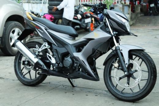 Giá xe Sonic 150R mới nhất hôm nay tháng 11 tại xenhap2banh.vn