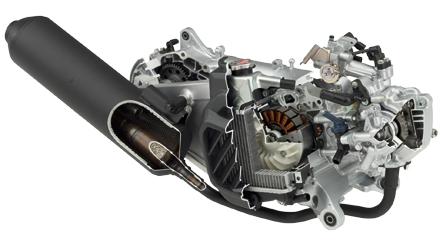 Động cơ 125cc thế hệ mới của Honda Lead 125 mới nhất