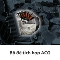 Bộ đề tích hợp ACG của Honda Lead LEAD 125