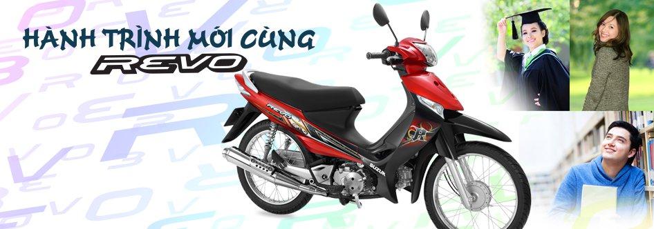 Revo 110 (phanh cơ) - 1
