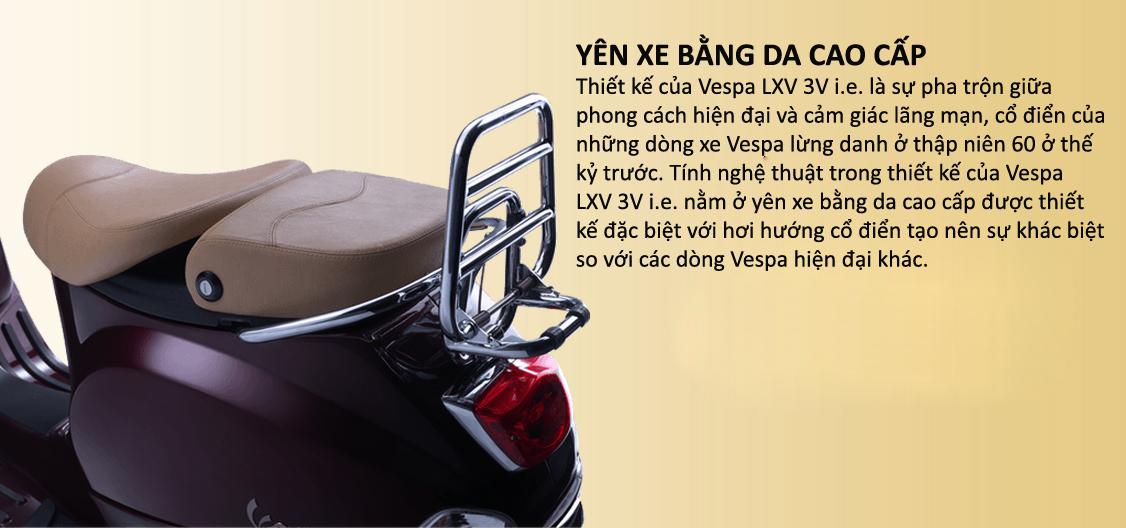 Vespa lxv 125 - 1