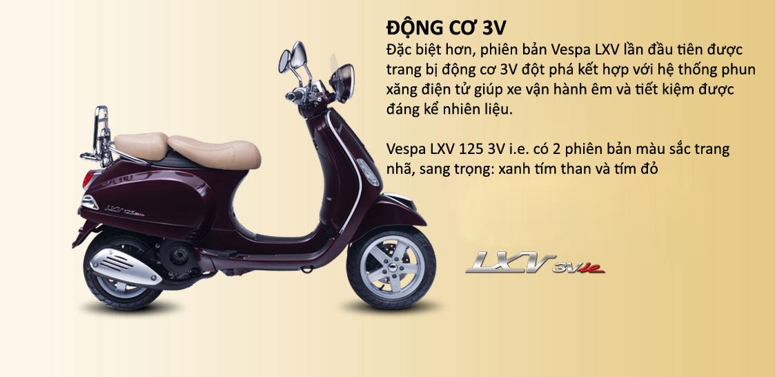 Vespa lxv 125 - 5