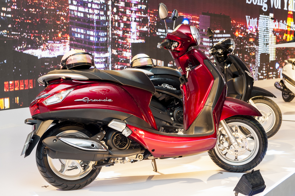 Đánh giá Nozza Grande 2014 - Giá xe và chi tiết hình ảnh - 60264