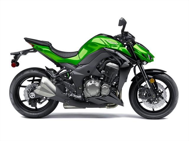 Kawasaki Z1000 2015 ra mắt bộ cánh mới - 70106