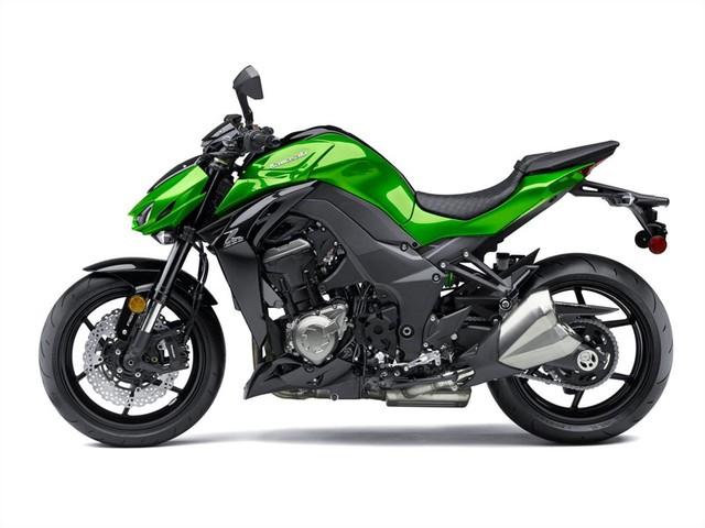 Kawasaki Z1000 2015 ra mắt bộ cánh mới - 70105