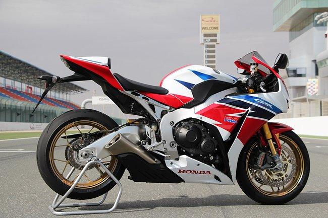 Honda cbr1000rr fireblade sp 2014 - 1