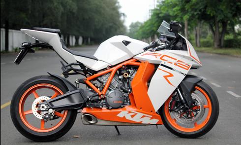 KTM 1190 RC8R Siêu môtô của KTM Việt Nam - 82291