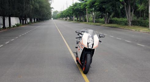 KTM 1190 RC8R Siêu môtô của KTM Việt Nam - 82295