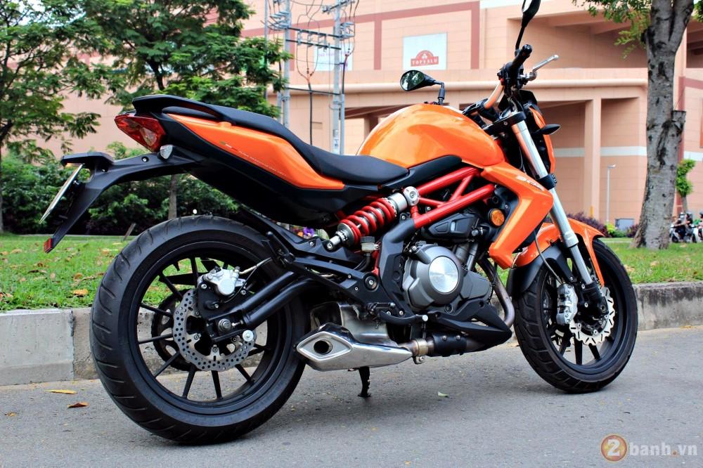 Đánh giá Benelli BN302 - Moto PKL cho người mới tập chơi - 83124