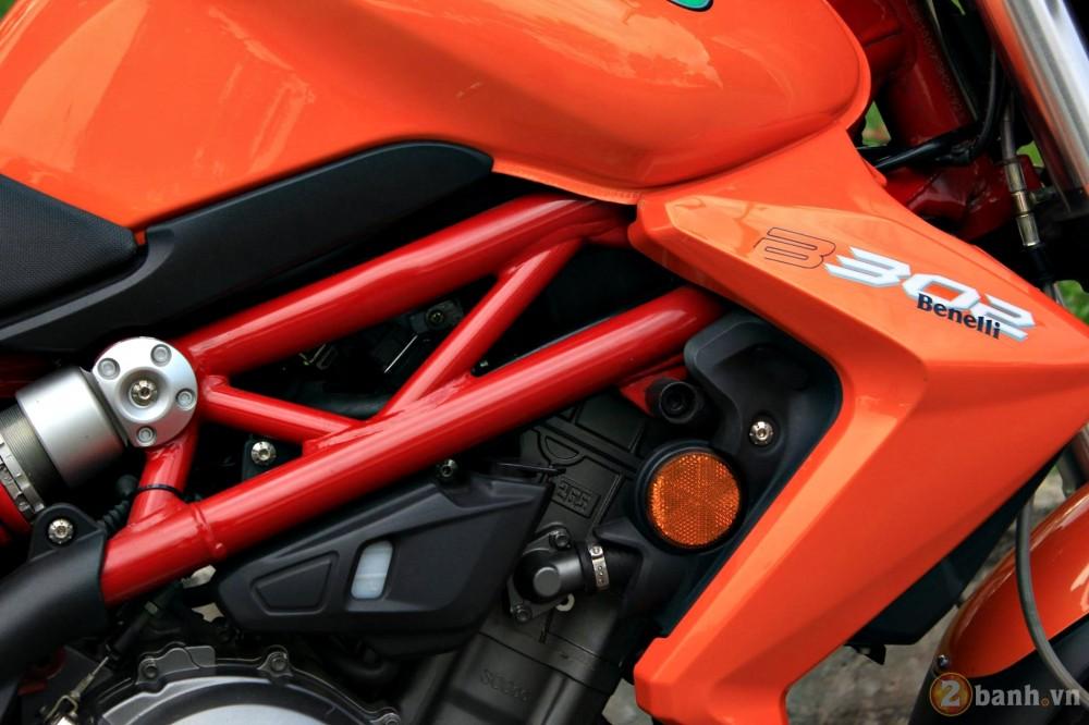 Đánh giá Benelli BN302 - Moto PKL cho người mới tập chơi - 83133