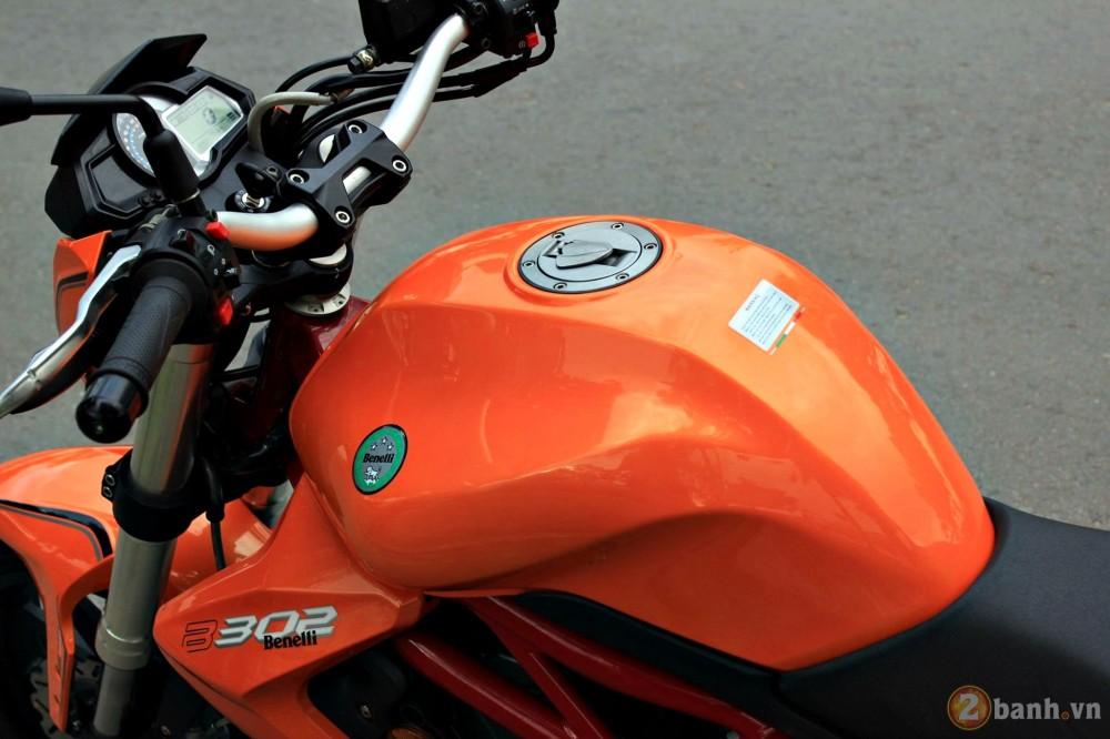 Đánh giá Benelli BN302 - Moto PKL cho người mới tập chơi - 83132