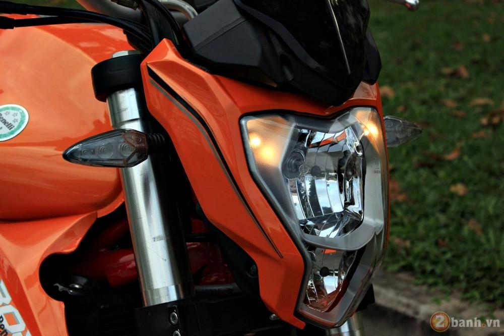 Đánh giá Benelli BN302 - Moto PKL cho người mới tập chơi - 83125