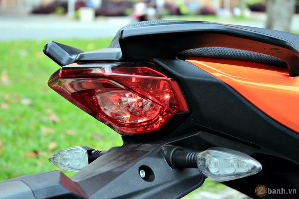 Đánh giá Benelli BN302 - Moto PKL cho người mới tập chơi - 83127