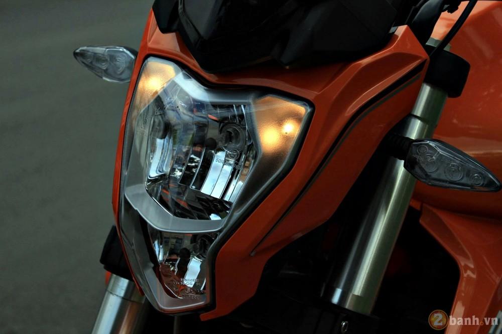 Đánh giá Benelli BN302 - Moto PKL cho người mới tập chơi - 83126