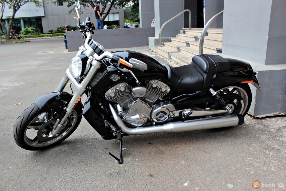 V-Rod Muscle 2014 - Mẫu xe cơ bắp Mỹ của Harley - 84728