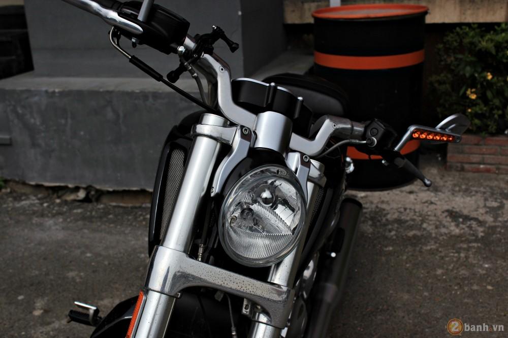 V-Rod Muscle 2014 - Mẫu xe cơ bắp Mỹ của Harley - 84727