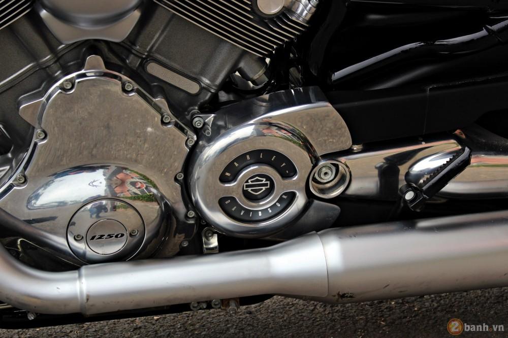 V-Rod Muscle 2014 - Mẫu xe cơ bắp Mỹ của Harley - 84732