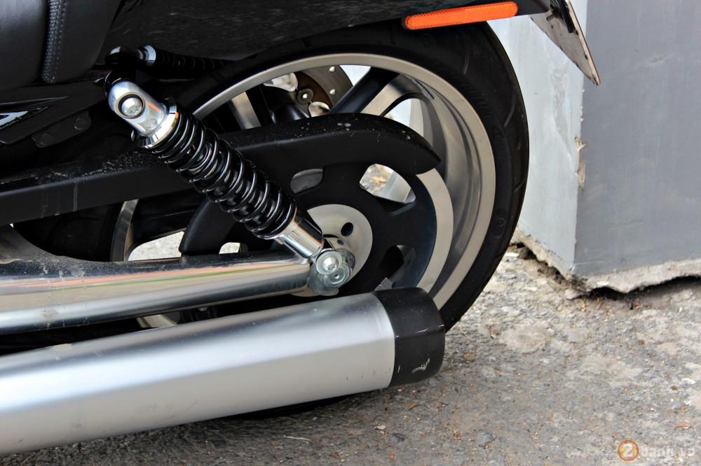 V-Rod Muscle 2014 - Mẫu xe cơ bắp Mỹ của Harley - 84735