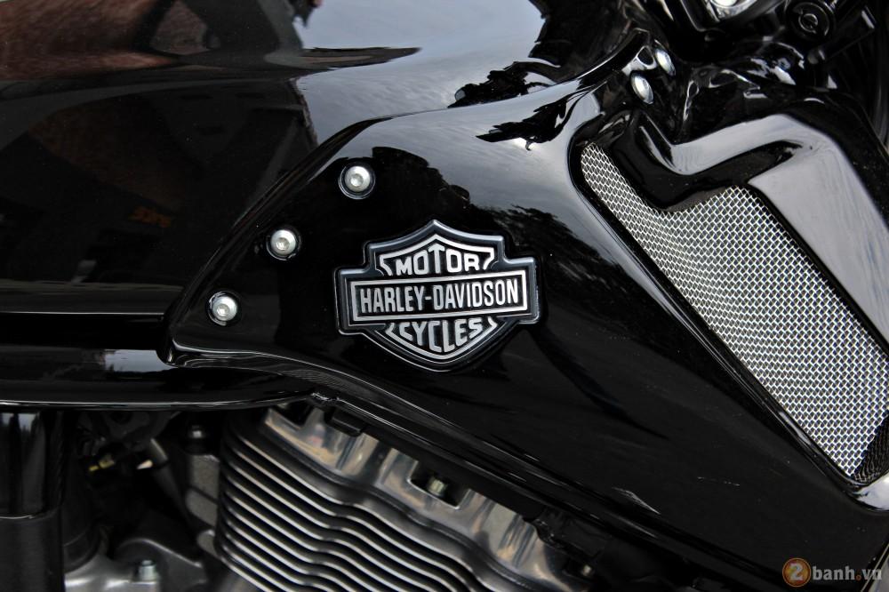 V-Rod Muscle 2014 - Mẫu xe cơ bắp Mỹ của Harley - 84734