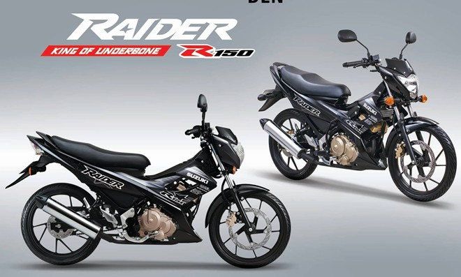 Raider 150 - 1