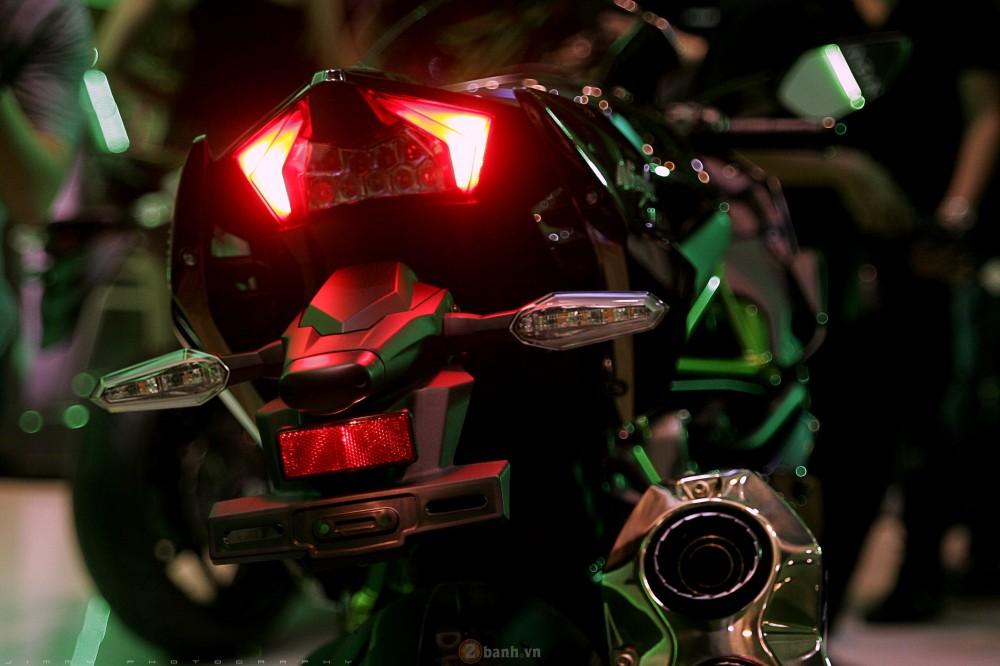 Kawasaki h2 - 15