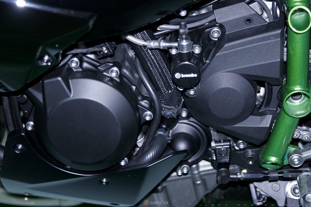 Kawasaki h2 - 5