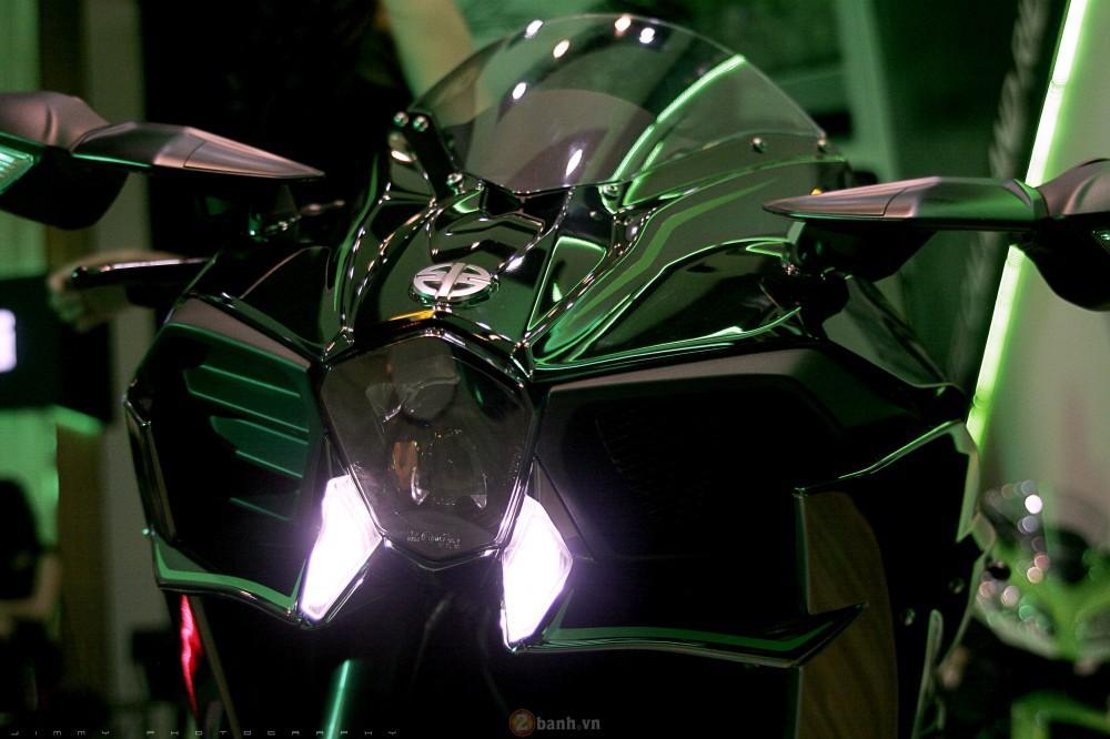 Kawasaki h2 - 16