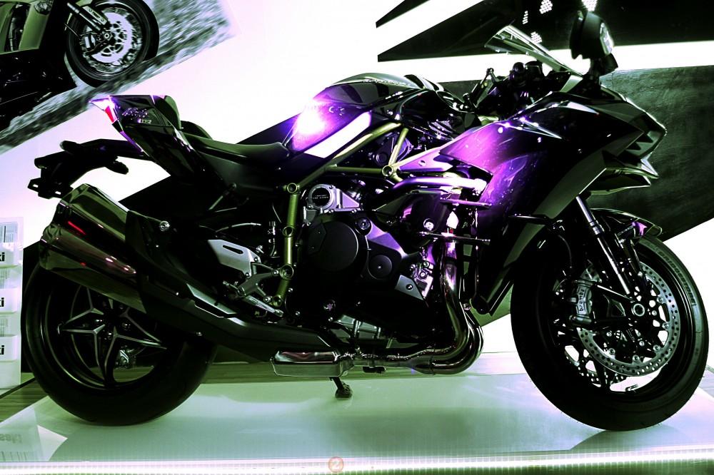 Kawasaki h2 - 1