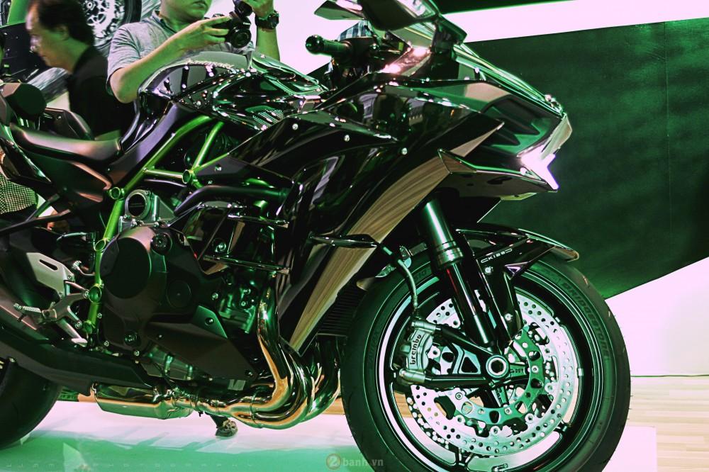Kawasaki h2 - 3
