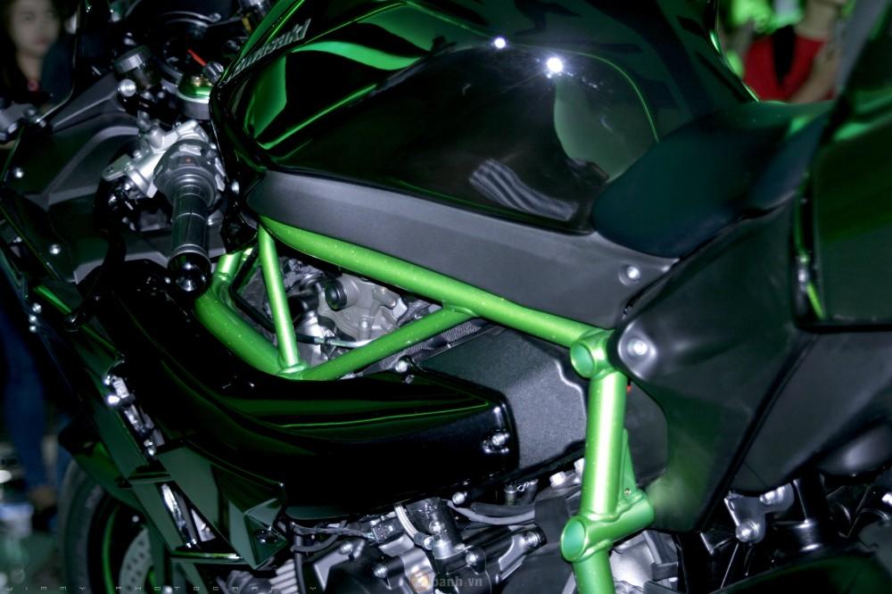 Kawasaki h2 - 6