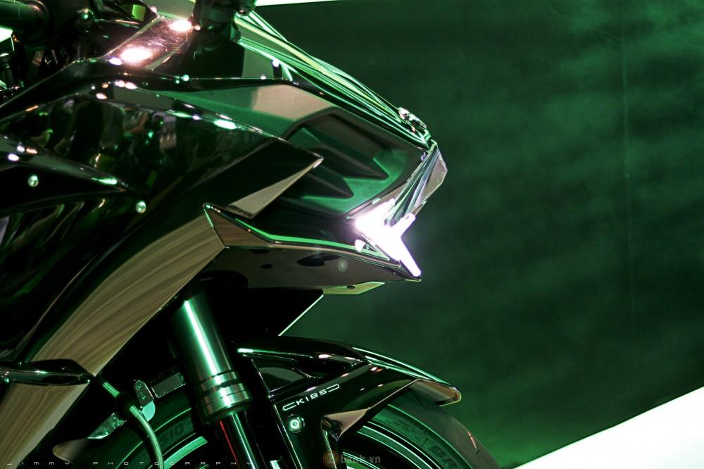 Kawasaki h2 - 11