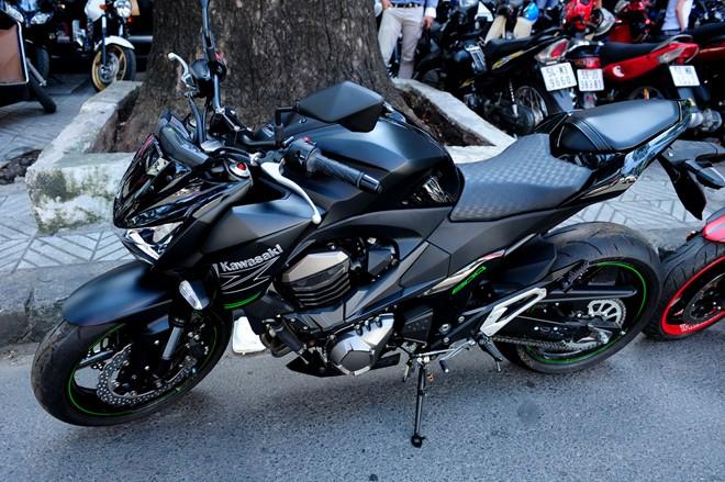 Kawasaki z800 - 9