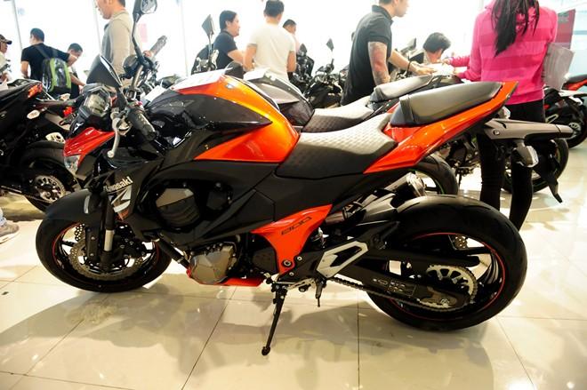 Kawasaki z800 - 1