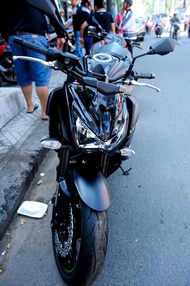 Kawasaki z800 - 3