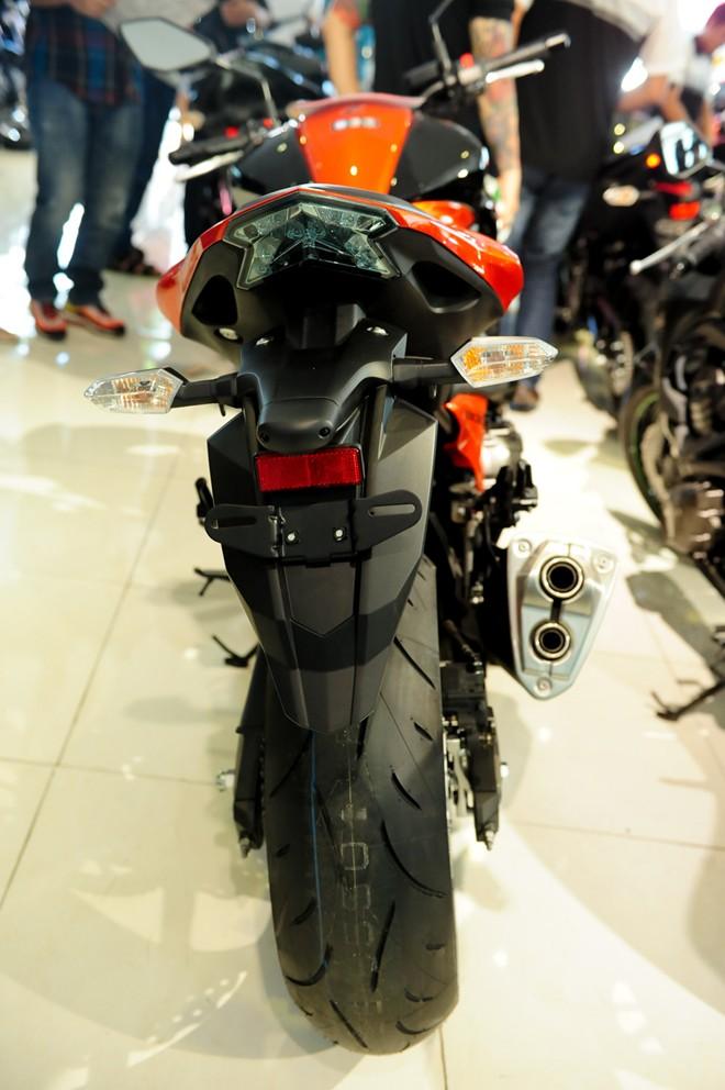 Kawasaki z800 - 2
