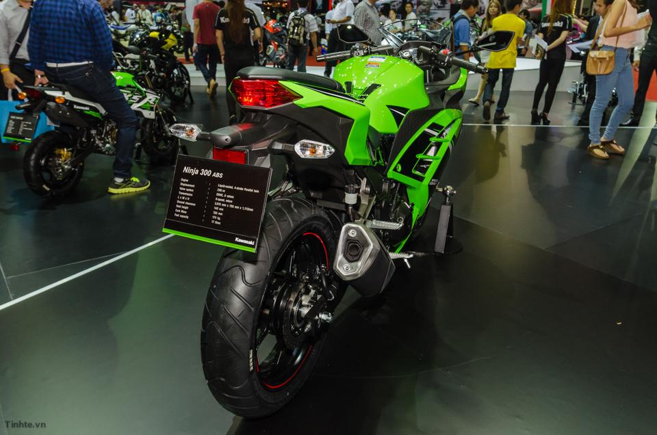 Kawasaki ninja 300 - 3