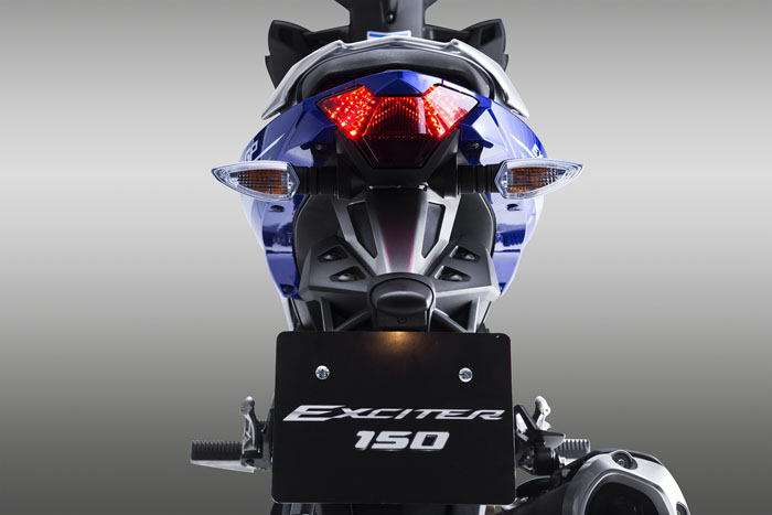 Exciter 150 rc 2016 - 6