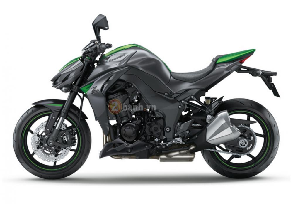 Kawasaki z1000 2016 - 2