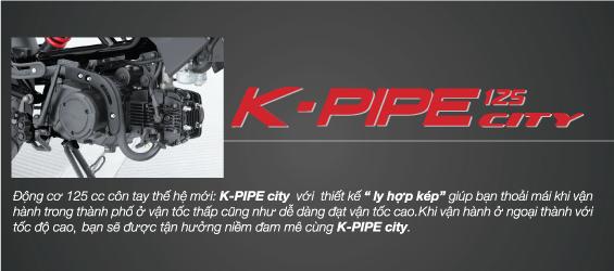 K-pipe 125 - 5