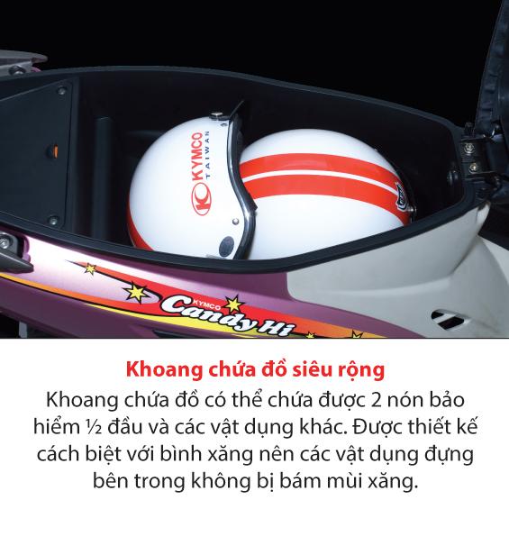 Candy hi 50cc - 2