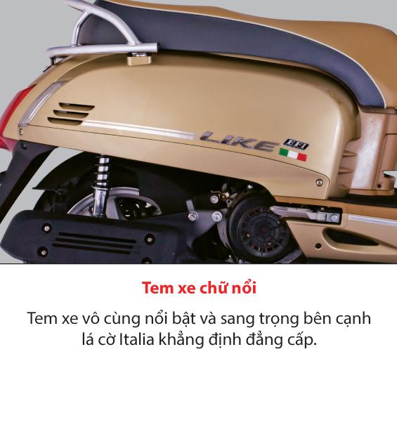 Like fi 125cc - 2