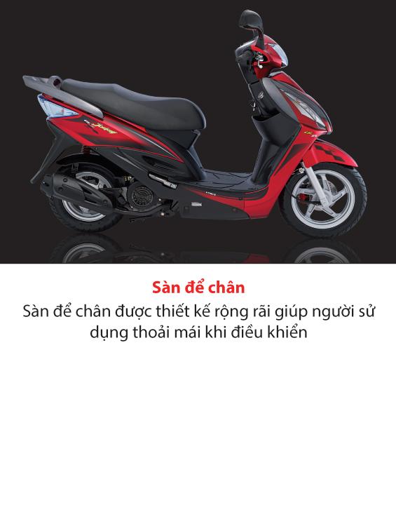 Jockey ck 125cc  - 1