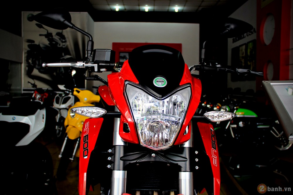 Benelli bn600i abs - 3