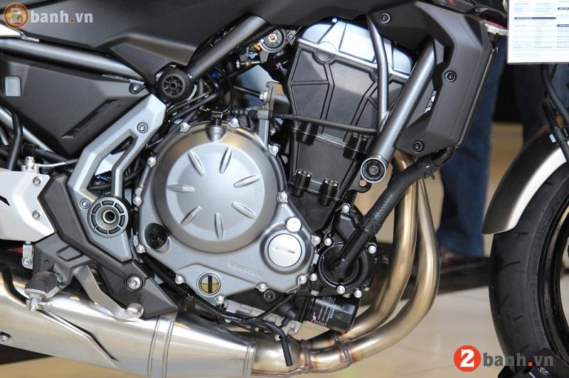 Kawasaki z650 2017 - 3