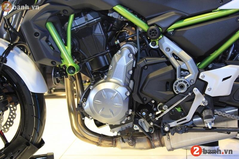 Kawasaki z650 2017 - 4